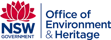 Office of   Enviroment and Heritage logo