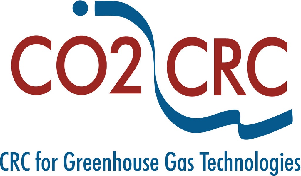CRC for Greenhouse Gas Technologies logo