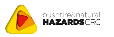 Bushfire and Natural Hazards CRC logo