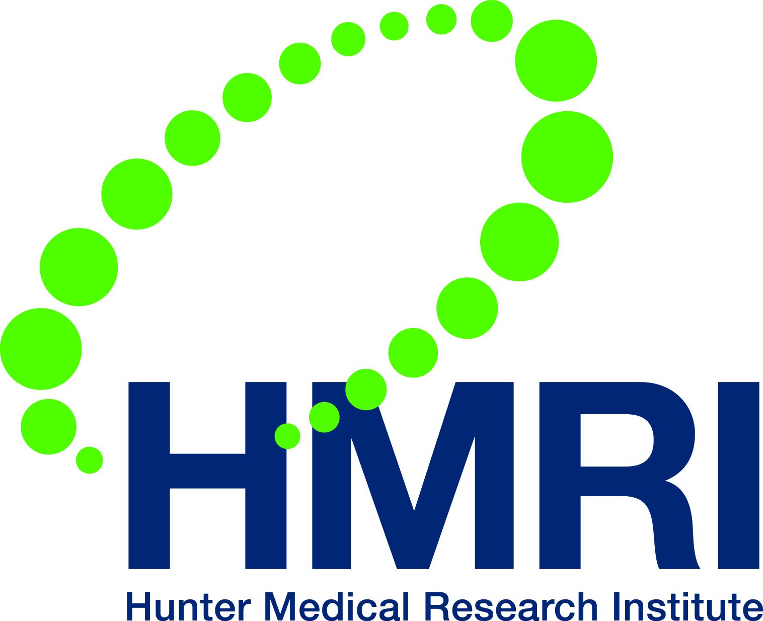 Hunter Medical  Research Institute logo