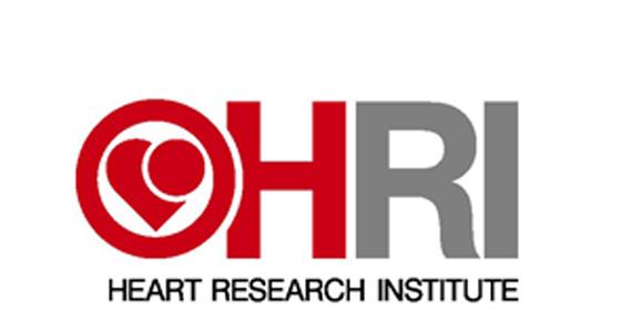 The Heart Research Institute logo