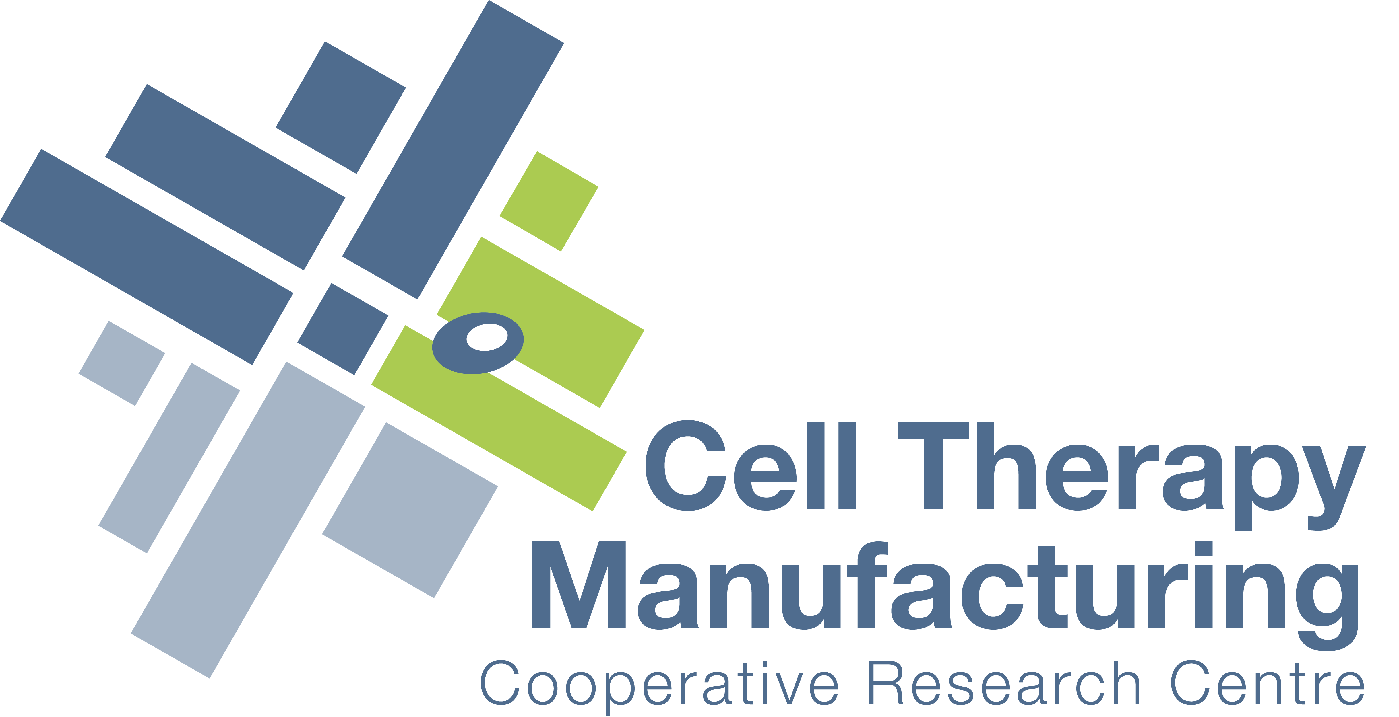 CRC for Cell Therapy Manufacturing  logo