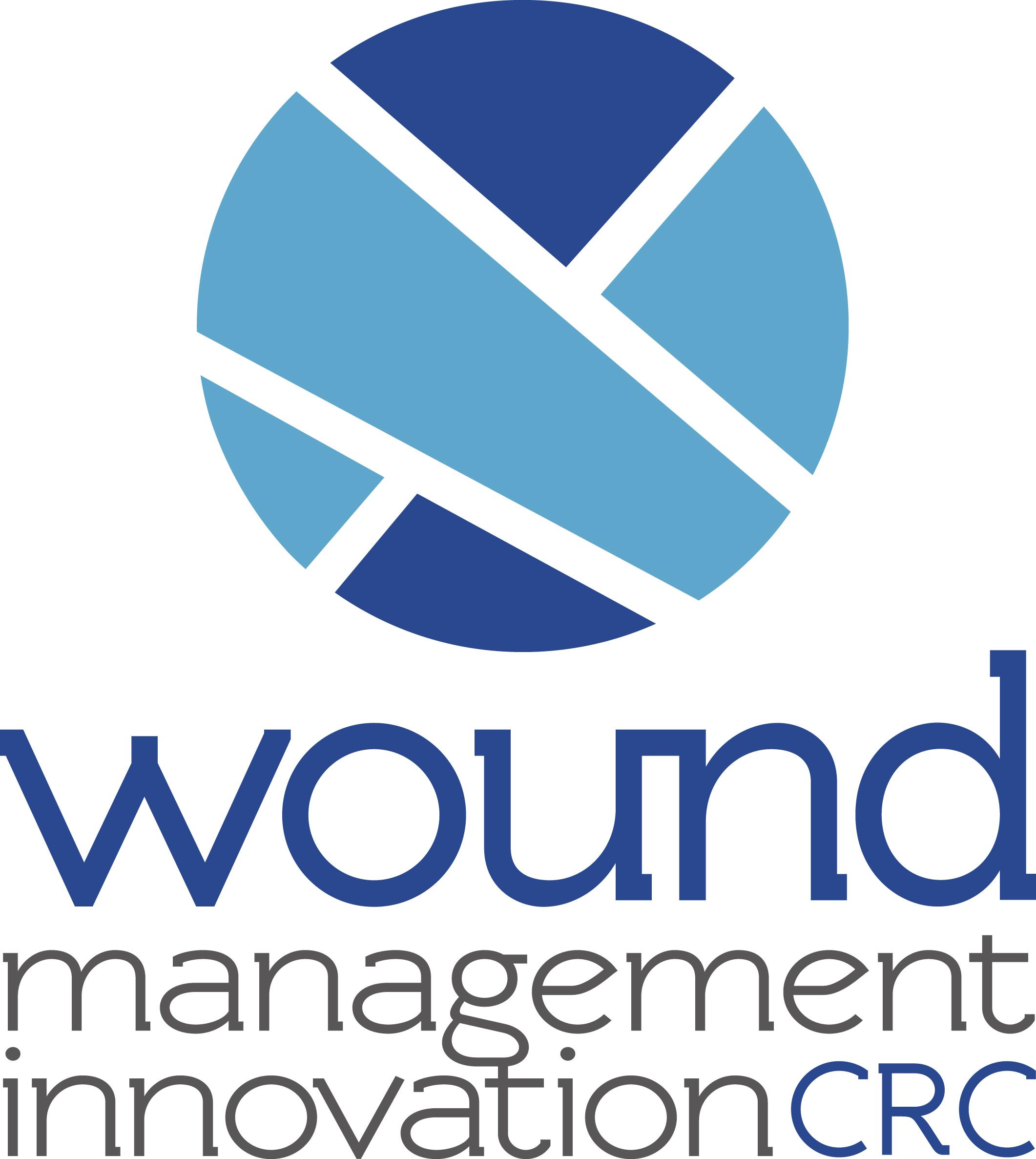 Wound Management Innovation CRC logo