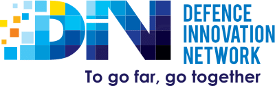 NSW Defence Innovation Network - DIN logo