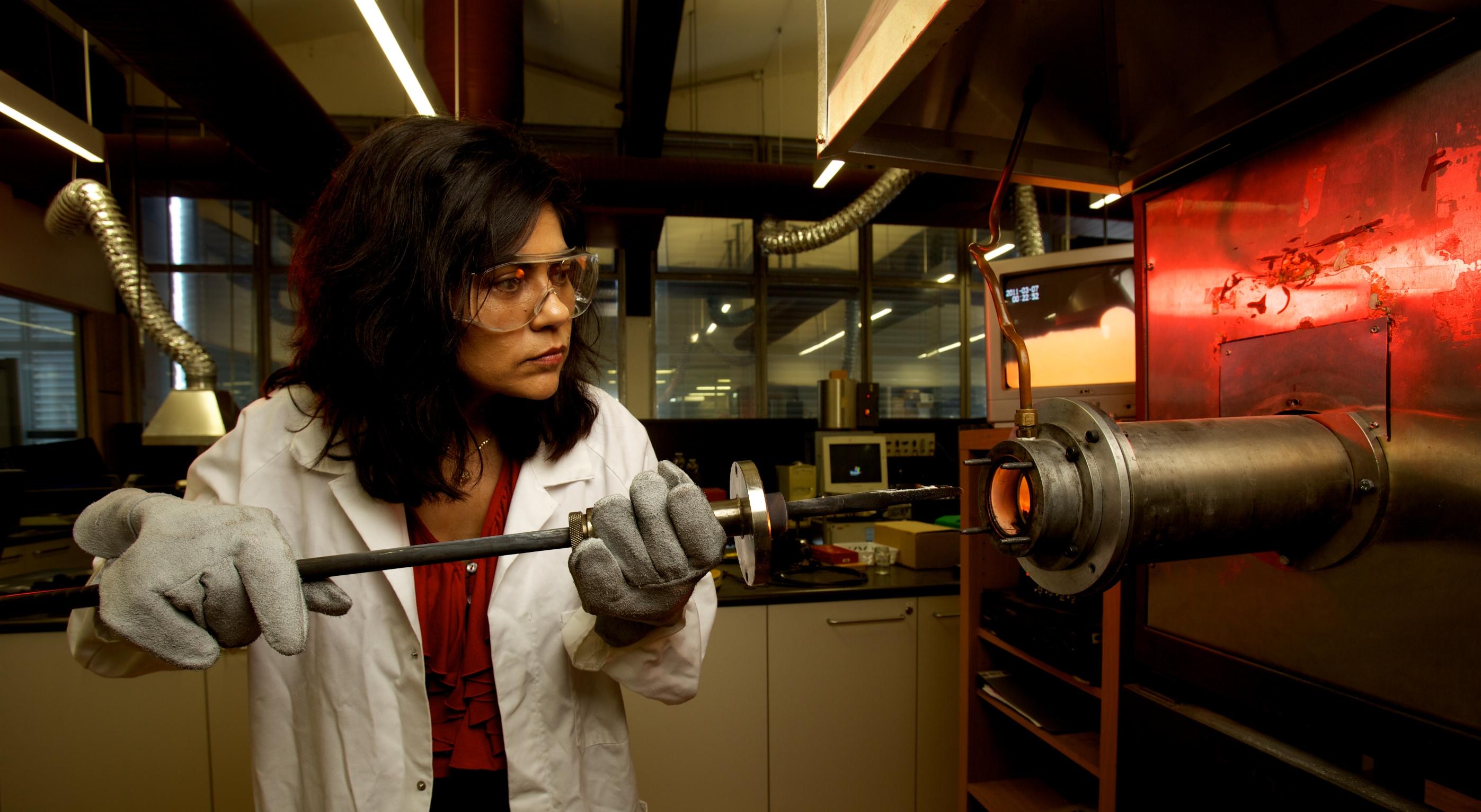 Professor Veena Sahajwallah