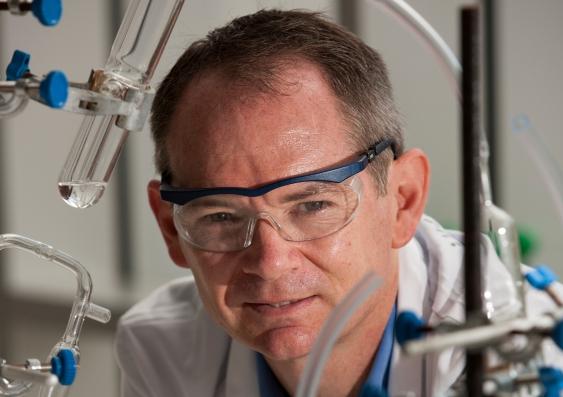 Professor Justin Gooding
